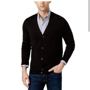 Tommy Hilfiger Classic Solid Cardigan Long Sleeve